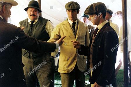 Stephen Marcus, Stephen Dillane, Shia Labeouf