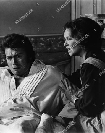Clint Eastwood, Geraldine Page