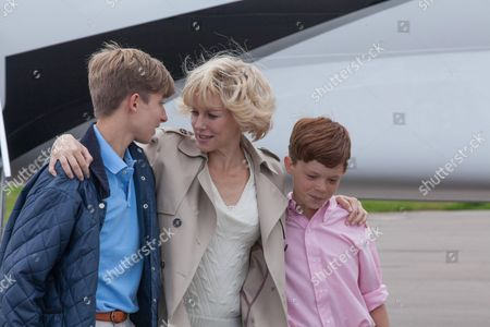Stock Picture of Harry Holland, Naomi Watts, Laurence Belcher
