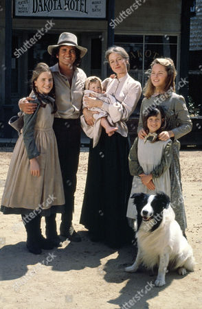 Editorial photo of Little House On The Prairie - 1974-1983