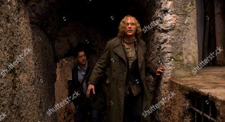 Brendan Fraser, Paul Bettany