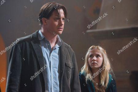 Brendan Fraser, Eliza Bennett