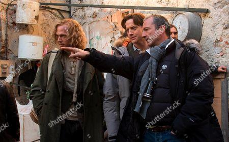 Paul Bettany, Brendan Fraser, Iain Softley