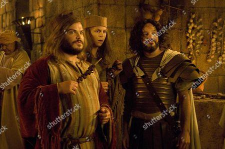 Jack Black, Michael Cera, David Cross