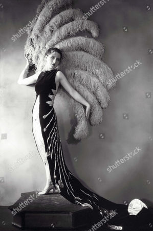 Editorial photo of Norma Shearer