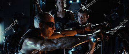 Vin Diesel, Katee Sackoff, Raoul Trujillo