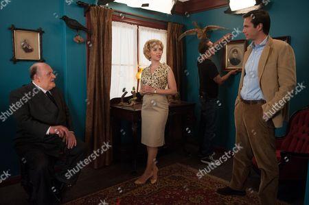 Anthony Hopkins, Scarlett Johansson, James D'Arcy