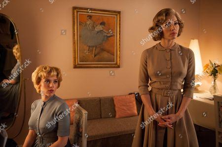 Scarlett Johansson, Jessica Biel