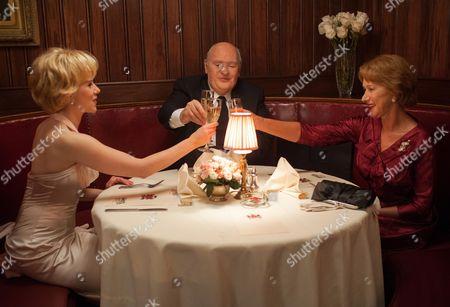 Scarlett Johansson, Anthony Hopkins, Helen Mirren