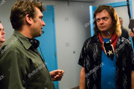 Peter Cattaneo, Rainn Wilson