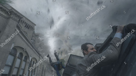 Editorial image of Into The Storm - 2014