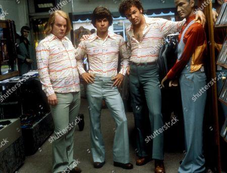 Philip Seymour Hoffman, Mark Wahlberg, John C Reilly
