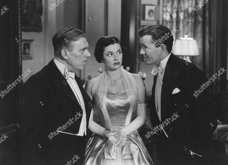 Leo G. Carroll, Ruth Roman, Robert Walker