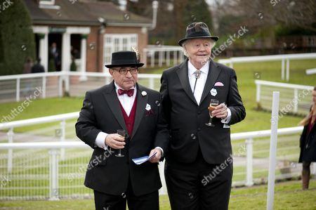 Bob Hoskins, Dudley Sutton