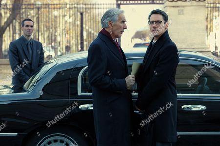 Richard Durden, Jonathan Rhys Meyers