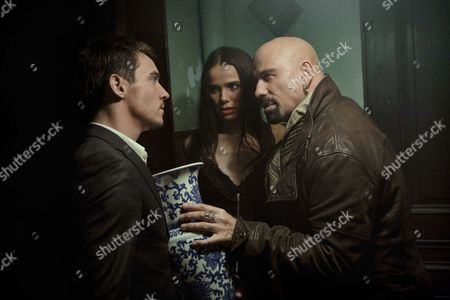 Jonathan Rhys Meyers, Melissa Mars, John Travolta