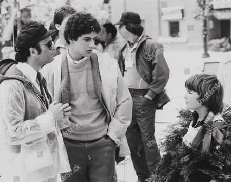 Joe Dante, Zach Galligan, Corey Feldman