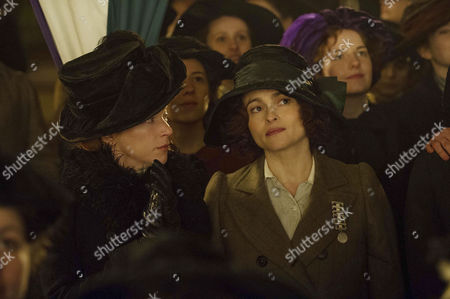 Stock Photo of Natalie Press, Helena Bonham Carter