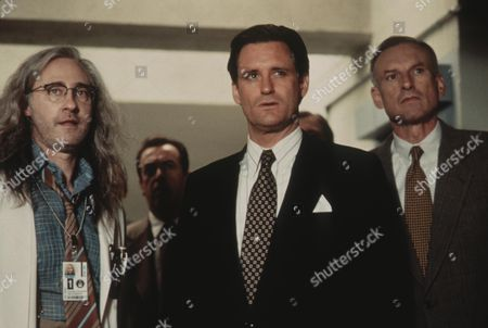 Brent Spiner, Bill Pullman, James Rebhorn