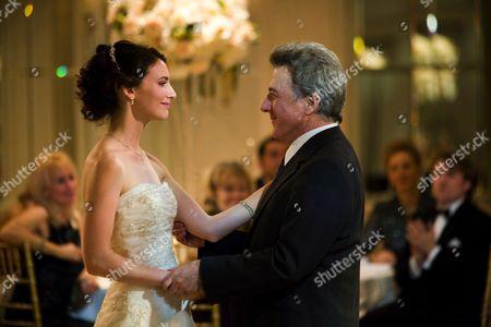 Liane Balaban, Dustin Hoffman