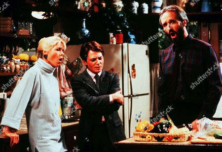 Meredith Baxter-Birney, Michael J. Fox, Michael Gross