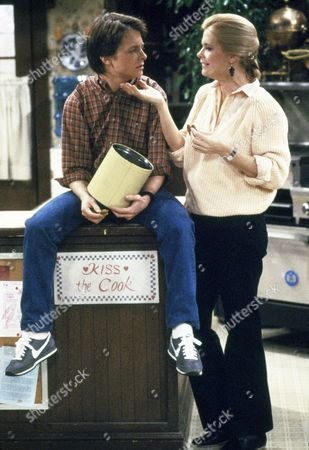 Michael J. Fox, Meredith Baxter Birney