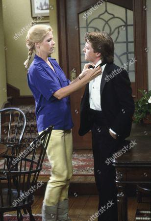 Meredith Baxter Birney, Michael J. Fox