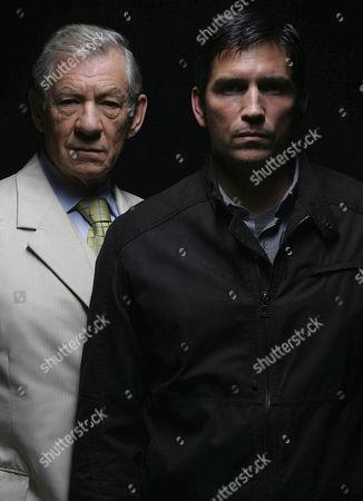 Ian McKellen, James Caviezel