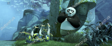 Editorial picture of Kung Fu Panda 3 - 2016