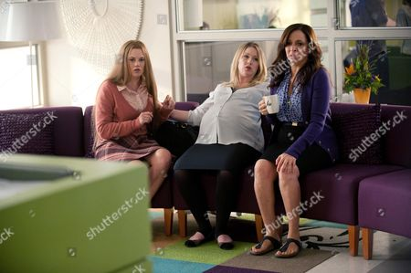 Stock Picture of Jennifer Hall, Christina Applegate, Maya Rudolph