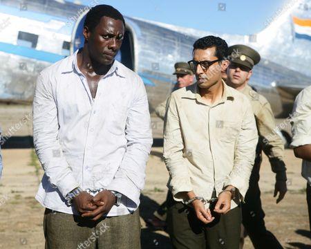 Stock Image of Idris Elba, Riaad Moosa