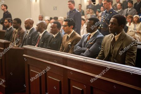 Riaad Moosa, Tony Kgoroge, Idris Elba