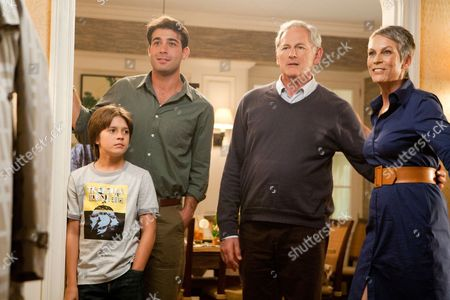 Billy Unger, Sean Wing, Victor Garber, Jamie Lee Curtis