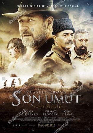 Olga Kurylenko, Russell Crowe, Yilmaz Erdogan, Cem Yilmaz