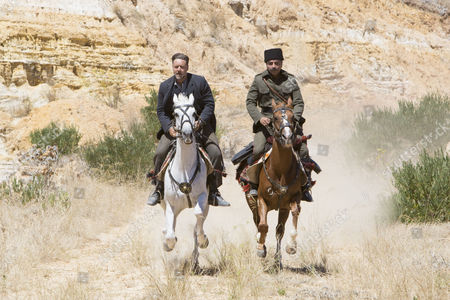 Russell Crowe, Yilmaz Erdogan