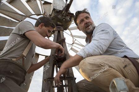 Ryan Corr, Russell Crowe