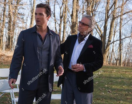 Matthew McConaughey, Michael Douglas