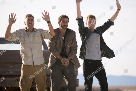 George Clooney, Waleed Zuaiter, Ewan McGregor