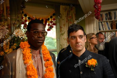 Tunde Adebimpe, Mather Zickel