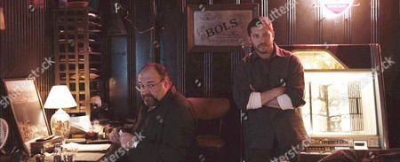 James Gandolfini, Tom Hardy