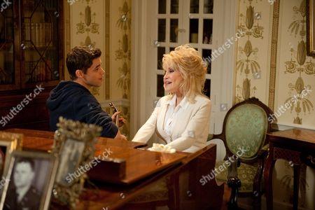 Jeremy Jordan, Dolly Parton