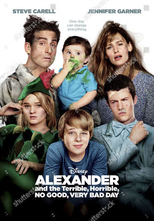 Editorial image of Horrible Alexander and The Terrible - 2014