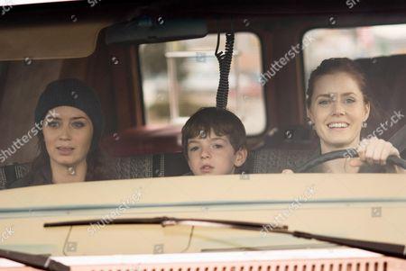 Emily Blunt, Jason Spevack, Amy Adams