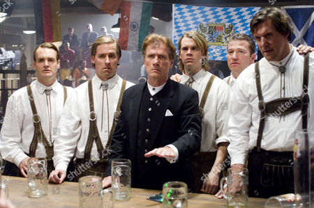 Will Forte, Nat Faxon, Jurgen Prochnow, Eric Christian Olsen, Gunter Schlierkamp, Ralph Moeller