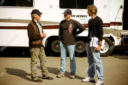 Steven Spielberg, Ian Bryce, Michael Bay