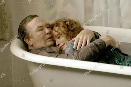 Albert Finney, Jessica Lange
