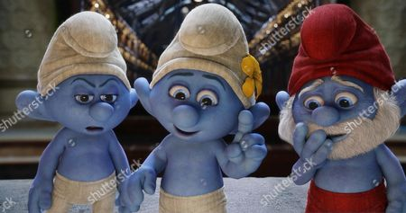 Editorial image of The Smurfs 2 - 2013