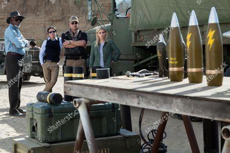 Morgan Freeman, Cillian Murphy, Paul Bettany, Kate Mara