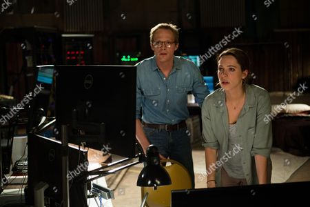 Stock Picture of Paul Bettany, Rebecca Hall