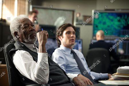 Morgan Freeman, Cillian Murphy